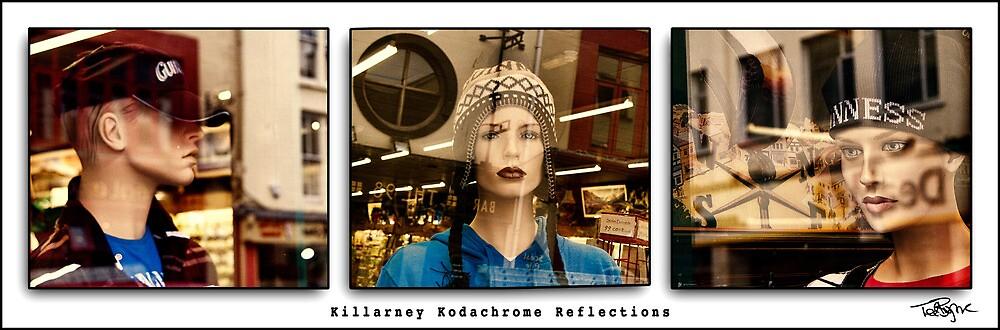 Killarney Kodachrome Reflections by Ted Byrne