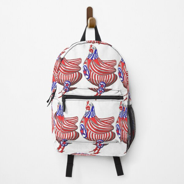 American Chicken Backpack