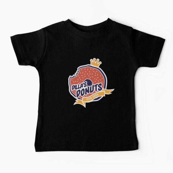 Dilla's Donut Baby T-Shirt