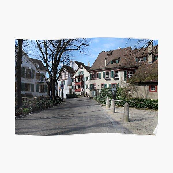 Charming Basel Poster