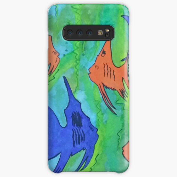 Brightly Coloured Fish Samsung Galaxy Snap Case