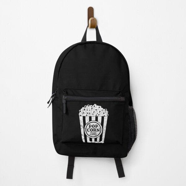 Movie Theater Popcorn Vintage Backpack