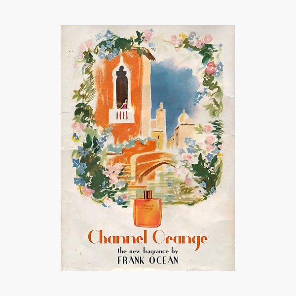 Channel Orange Photographic Print