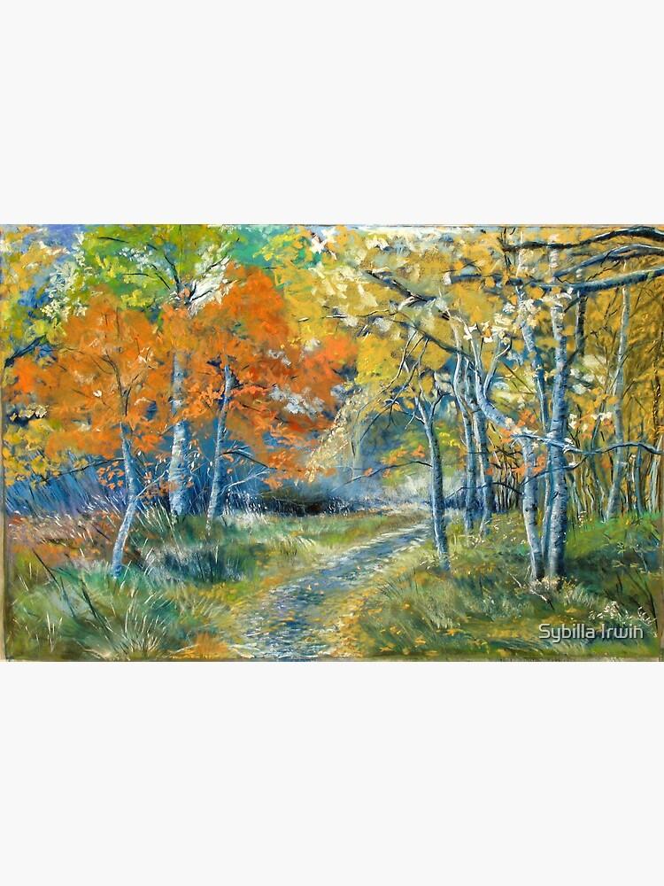 Autumn Dances by Gypsybilla