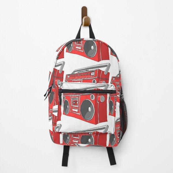 Boombox Backpack