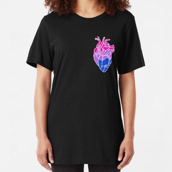 Bisexual Babe Slim Fit T-Shirt