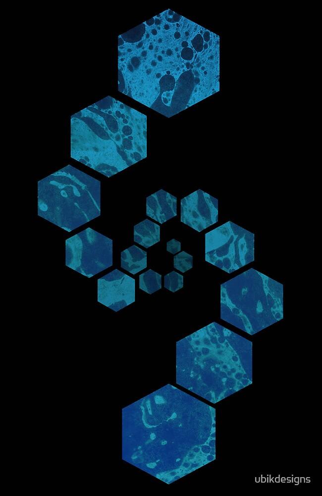 Hexagon 3 by ubikdesigns