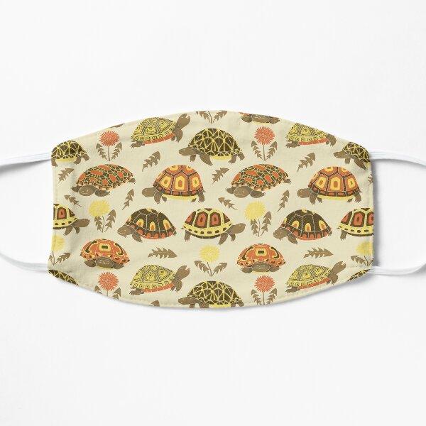 Tubby Tortoises Flat Mask