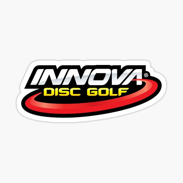 Innova Disc Golf Sticker