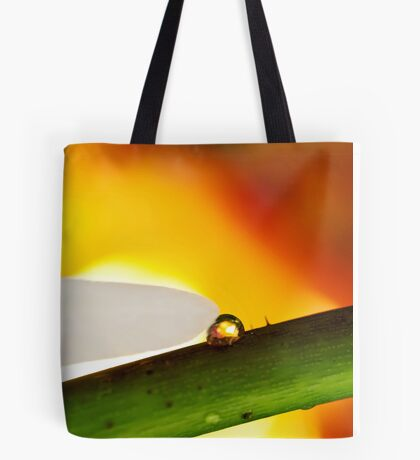 Heart of Flame Tote Bag