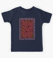 Spirals x3 Kids Clothes