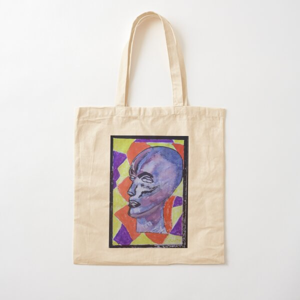 Do Aliens Cry? Cotton Tote Bag