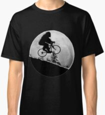 Bigfoot Rides! Classic T-Shirt