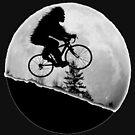 Bigfoot Rides! by Sybilla Irwin
