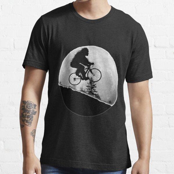 Bigfoot Rides! Essential T-Shirt
