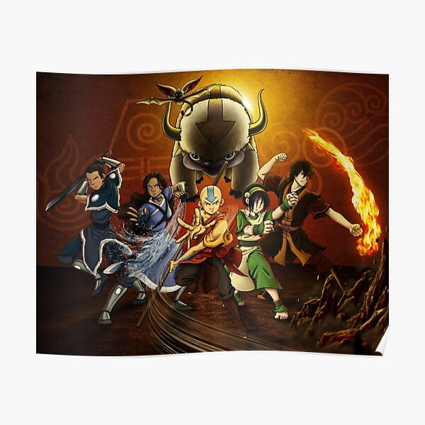 The team of Avatar Poster