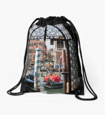 Foscari Morning Drawstring Bag