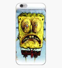 Spongebob On The Juice iPhone Case