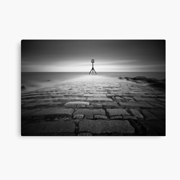 Eastbourne jetty Canvas Print