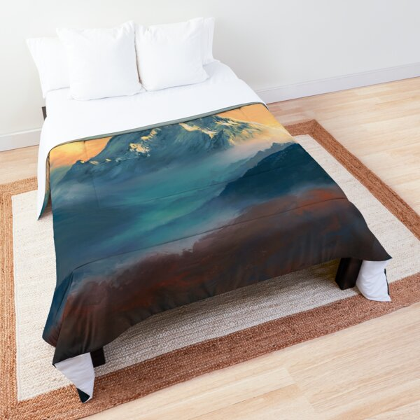 The Lonely Mountain Comforter