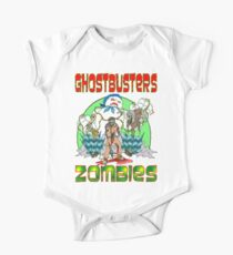 Zombie Ghostbusters Kids Clothes