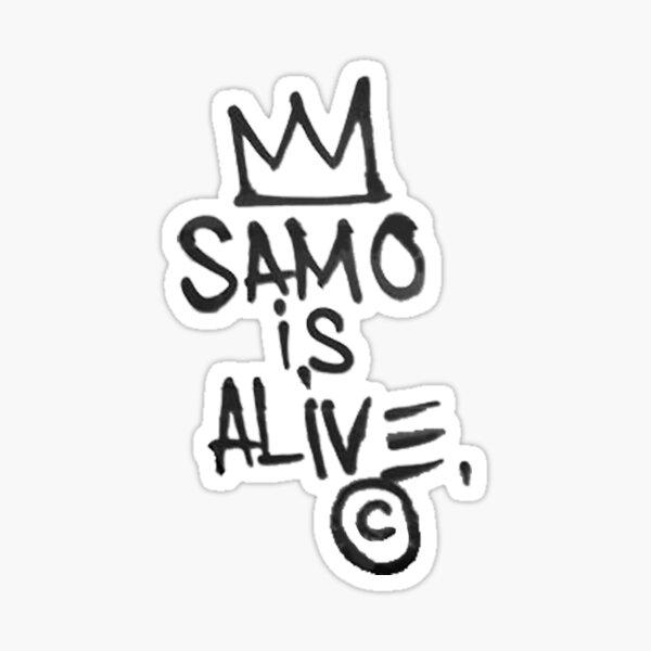 Samo Sticker