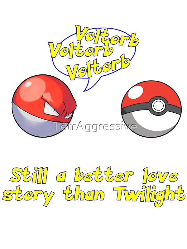 10468439 Voltorb Joke Pokemon Parody P Sticker