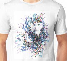 Watercolour Merlin Unisex T-Shirt
