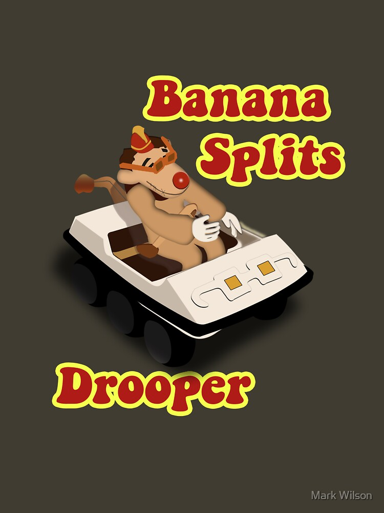 Drooper - Banana Splits TV Show by Sparks68