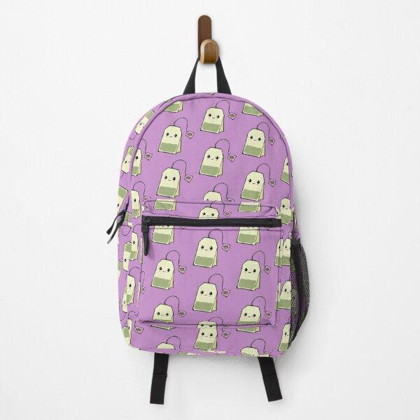 Cute Kawaii Tea Bag for Tea Lover Backpack