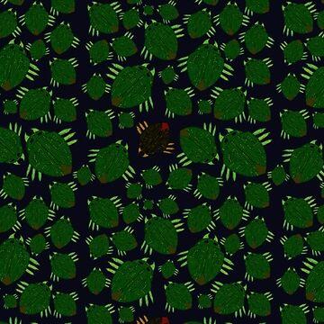 Computer Bug by sunlitlake