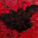 Red Scab #1 by Internal Flux