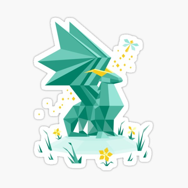 Crystal Guardian Sticker