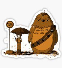 My Neighbour Chewie II Sticker