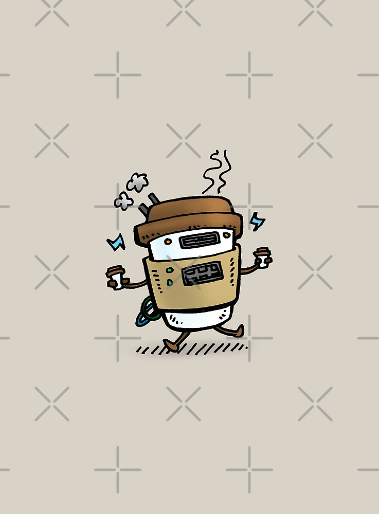 Latte Bot by nickv47