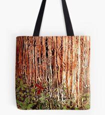 Rain Forest Dusk Tote Bag