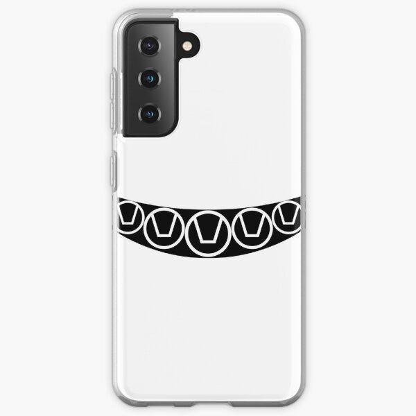 Swinger Symbols Smile Samsung Galaxy Soft Case