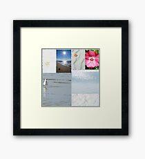 Slice of Summer... Framed Print