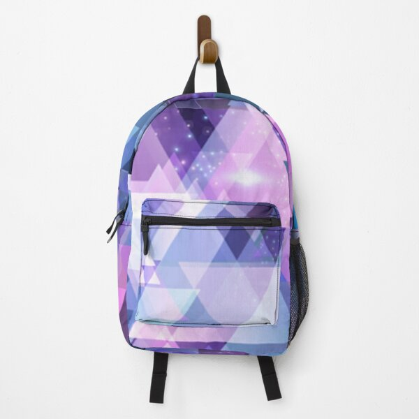 Infinity Triangle Backpack