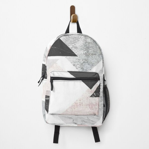 Minimalist Triangle Backpack