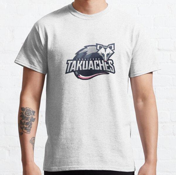 Trokiando Takauches Logo Classic T-Shirt