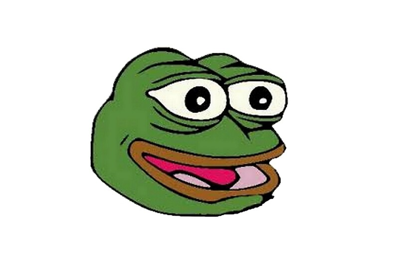 """FeelsGoodMan - Happy Pepe The Frog :)"""" Studio Pouches by TheBarriee ..."""