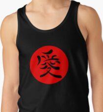Camiseta de tirantes Japanese Kanji for Love