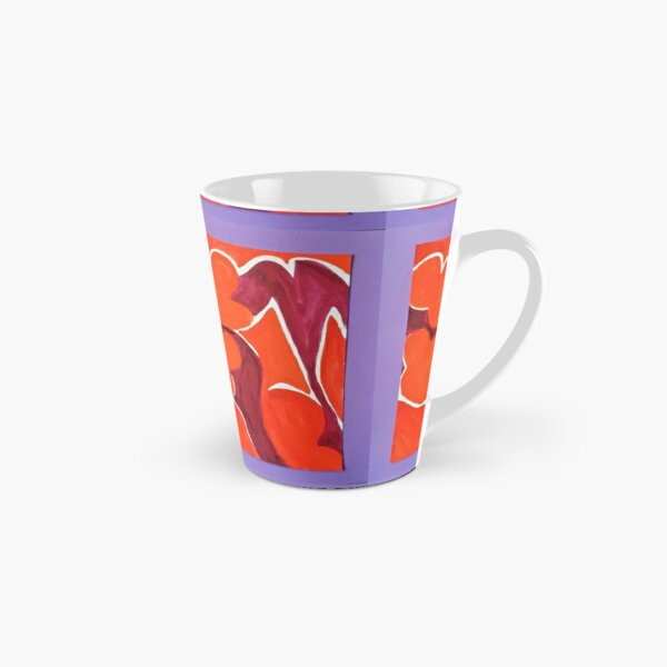 70s Shapes, Step Back in Time Tall Mug