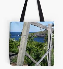 Clothesline Tote Bag