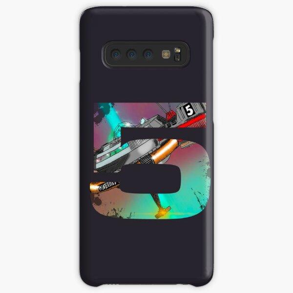 Thunderbird 5 comic style Samsung Galaxy Snap Case