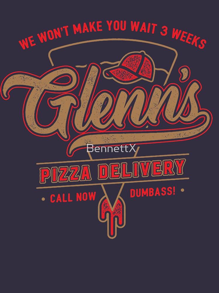 Glenn's Pizza | Unisex T-Shirt
