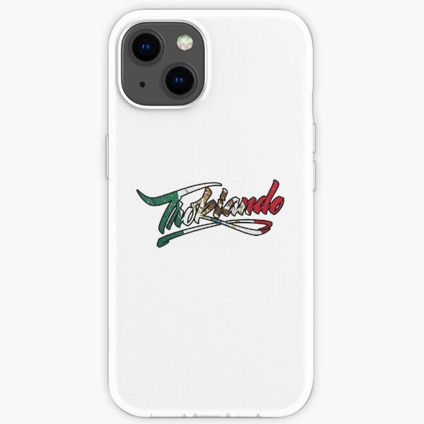 Trokiando Mexican Logo iPhone Soft Case