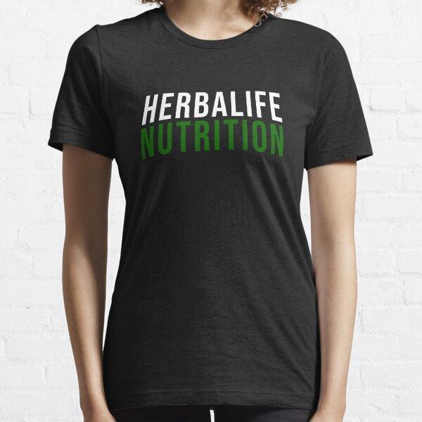 Herbalife Nutrition Vegan Men and Women T-shirt essentiel