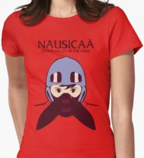 Nausicaå of the Valley of the Wind Womens Fitted T-Shirt